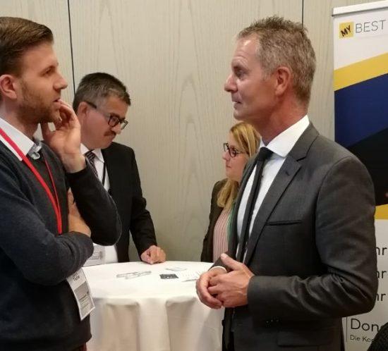 Vertriebsoffensive - Dennis im Gespräch mit Dirk Kreuter