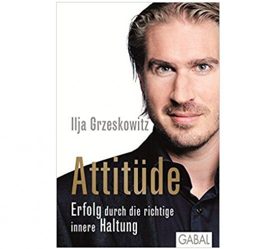 Attituede Buchcover
