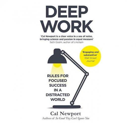 Buchcover Deep Work