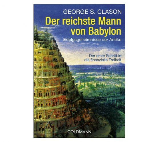 Der reichste Mann von Babylon Buchcover
