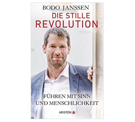 Die stille Revolution - Buchcover