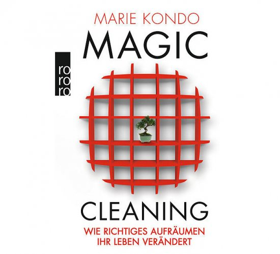 Magic Cleaning Buchcover