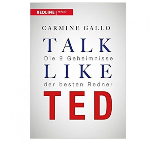 Talk like TED Buchcover