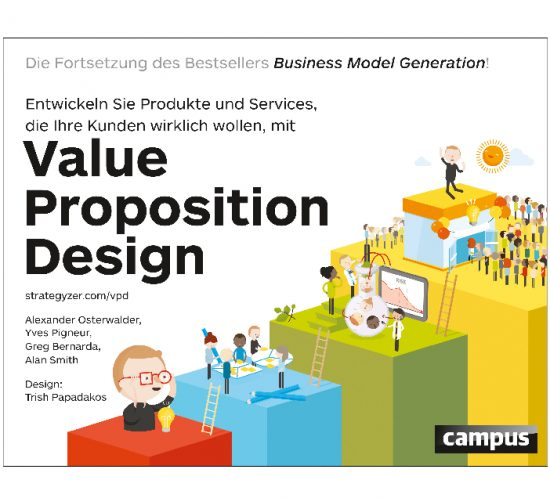 Value Proposition Design Buchcover