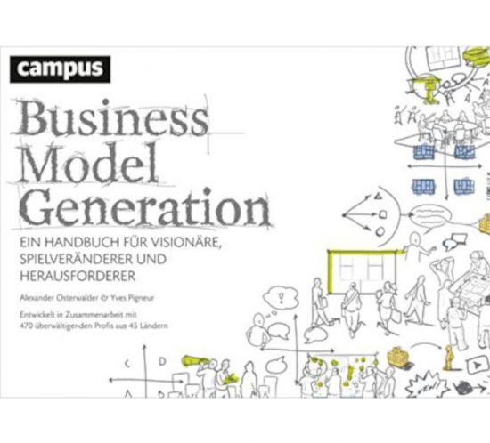 Business Model Generation Buchcover