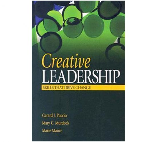 Creative Leadership Buchcover