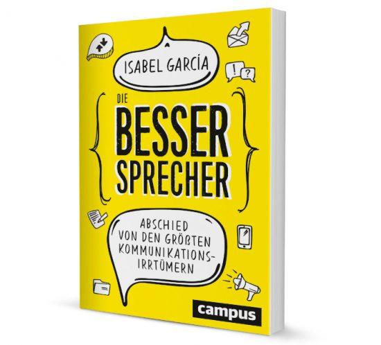 Buchcover - Die Bessersprecher
