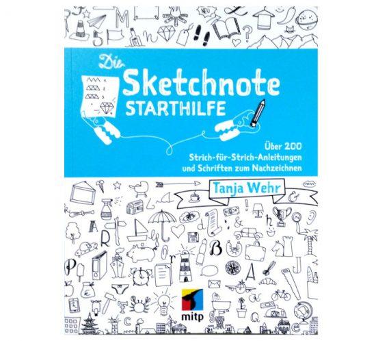 Buchcover Sketchnote Starthilfe