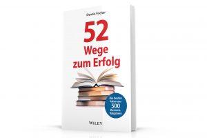Dennis Fischer: 52 Wege zum Erfolg - Buchcover