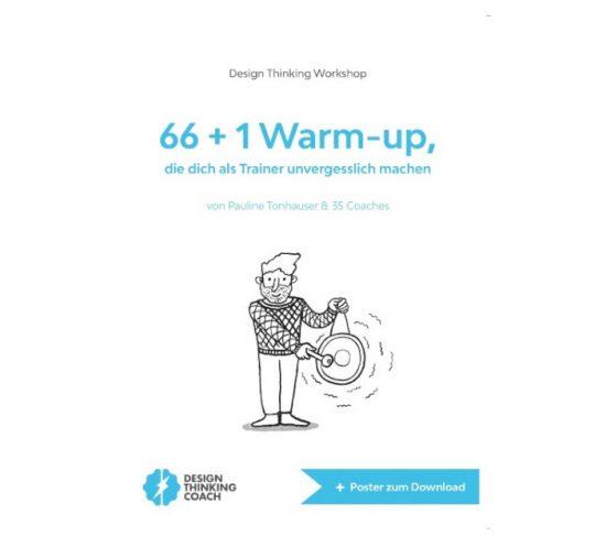 Buchcover 66+1 Warm-up