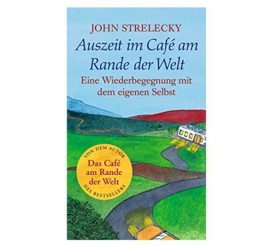 Buchcover - Auszeit im Café am Rande der Welt