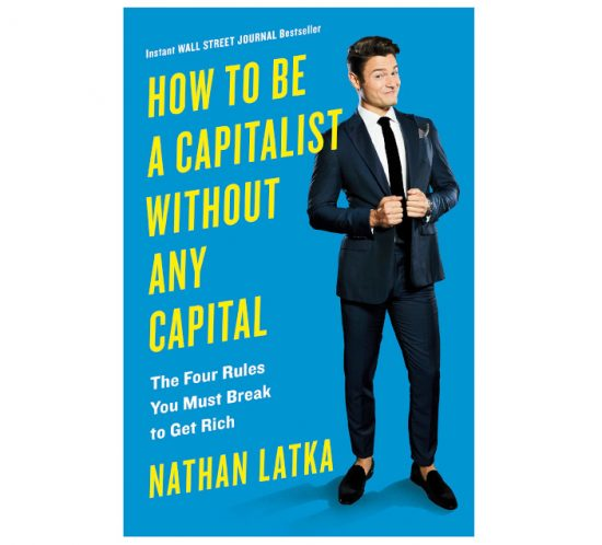 Buchcover - How to be a capitalist without any capital