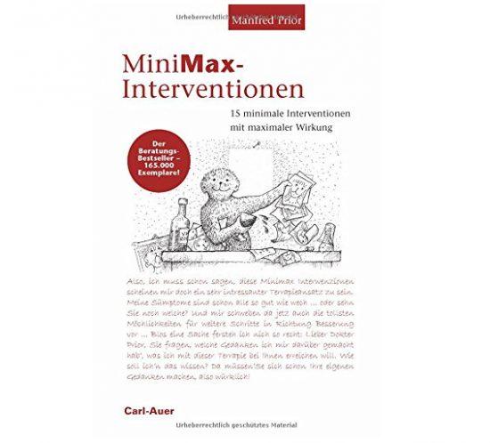 MiniMax-Interventionen Buchcover Quadratisch